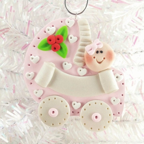 Christmas Ornaments For Baby Shower Favors : Baby shower gift favor personalized s