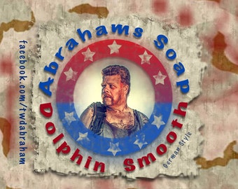 Walking Dead - The Chris Twellmann Soap Collection - German Abraham - Walking Dead Soap - Novelty Soap - Gift for Him -AJSweetSoap Exclusive