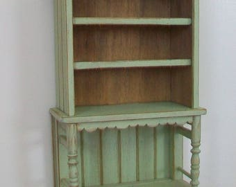 Miniature Hutch  - 1:12 scale