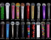 Mic Sleeve, Mic Skin, Microphone Cover for  CORDED/WIRED Microphones