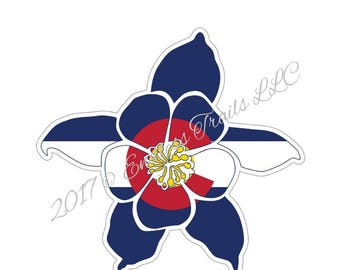 Colorado Logo Columbine