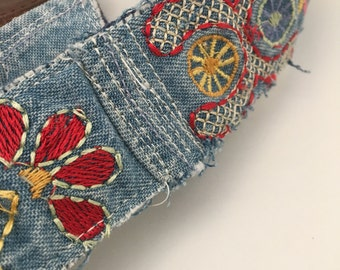 Up Cycled Belt