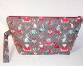 Woodland Knits Beckett Bag - Premium Fabric
