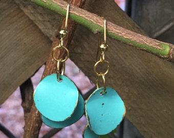 Turquoise Chique Earrrings