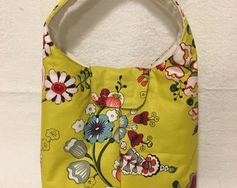 Lunch Bag Insulated Spring Floral