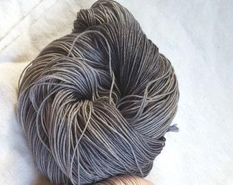 Something Old --Classic Sock-- Hand Painted Superwash Merino Wool/Nylon Sock Yarn
