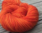 Hand Dyed Sock Yarn Lusty...