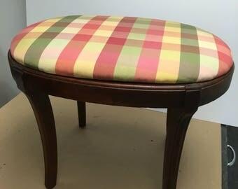 Antique Vanity Chair Etsy