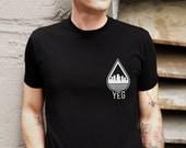 YEG Skyline Drop T-Shirt