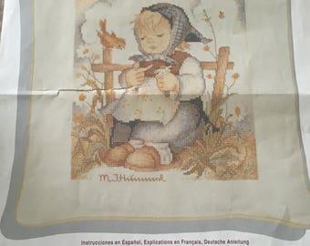 M.J. Hummell Counted Cross Stitch Patterns