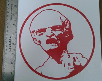 Baby Freddy Krueger decal - A Nightmare on Elm Street 5 The Dream Child sticker
