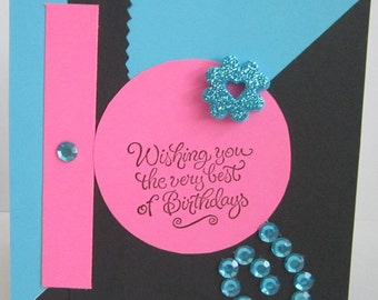 Wishing You The Very Best Of Birthdays Card