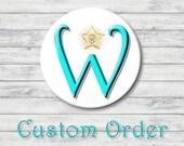 Custom Order for PaleBlueRoses