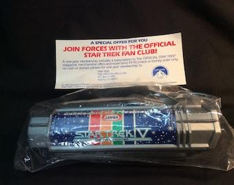 Star Trek V Kraft Marshmellow Dispenser mail in premium - 1989
