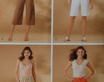 Pants Sewing Pattern UNCUT Simplicity 4135 Sizes 6-14