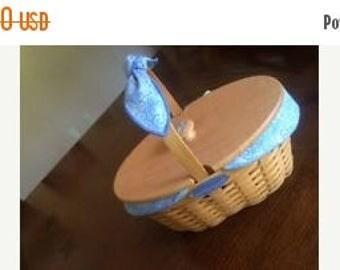 Lovely Longaberger 5 pc Century Celebration Basket Set--HARD FIND--Vintage  15% off all 40 dollar and under vintage listings