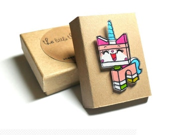 Unikitty Pin