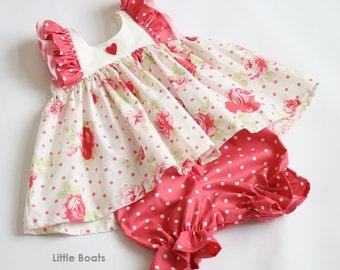 Lulu Rose Tunic or Set