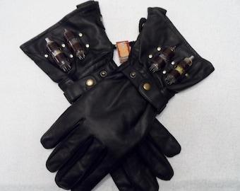 Voltage Gloves - Black Medium