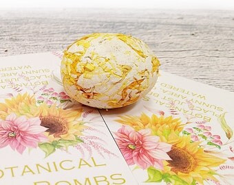 Egg Seed Bomb for Shower Favors Herb Gardening Seeds, 45 recycled Paper and Clay Botanical Seed Bombs ™  Guerrilla Gardening