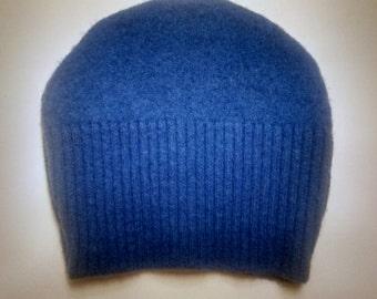 Soft baby hat, newborn, Easter, hospital, cashmere baby hat, preemie,  baby gift, blue, cobalt,  boy, girl, easter