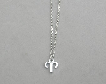 Zodiac Aries Necklace