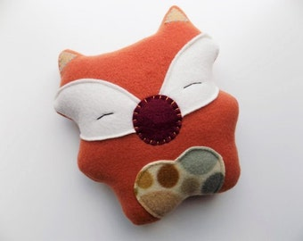 Fox Woodland Plush