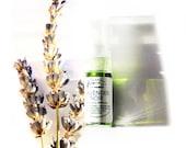 Lavender Noir - crushed lavender, flower incense, mushrooms, earth and smoke - botanical perfume - 3 ml spray