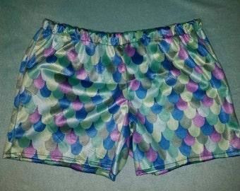 Mermaid Sleep Shorts