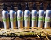 Fragrance  oil body and linen sprays