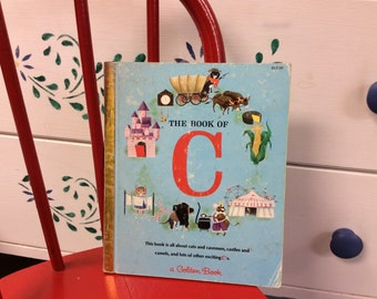 The Book of C from My First Golden Learning Library