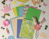 Pocket letter kit