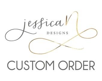 Custom Order Spoon