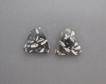 Writing Stone Pair