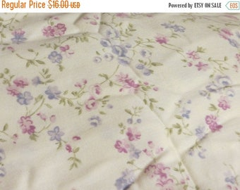 Going Out Of Business Rachel Ashwell Treasures Fabric-Lavender-Ditsy Floral-1 yard-Stratford Rose