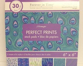 6 x 6 Scrapbook Paper Pack
