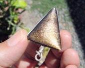 obsidian necklace golden obsidian