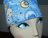 Celestial Euro Style  Surgical Scrub Cap with Toggle ONLY ONE AVAILABLE