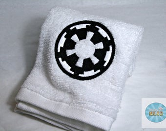 Star Wars Imperial Inspired Hand Towel