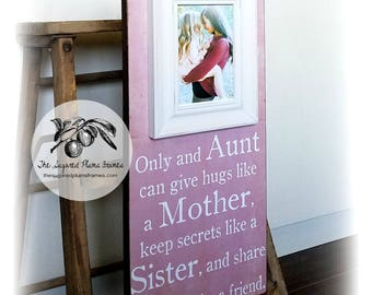 Aunt Gift, New Aunt Gift, Best Aunt Ever, Only the Best Sisters Get Promoted to Aunt, 8x20
