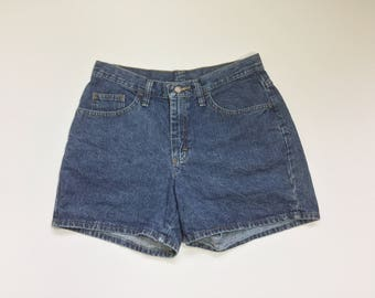 Lee cut offs, Woman's denim shorts, Lee shorts, denim shorts, jean shorts, summer denim, vintage denim, vtg denim shorts