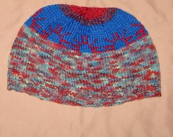 Wool Hat:Midnight Sun