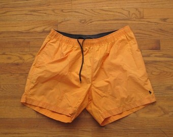 mens vintage Polo Sport swim shorts