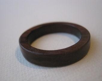 Brown Ebony Rings