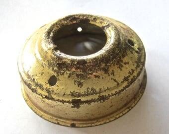 Vintage Brass Bobeche