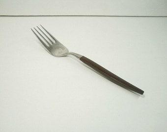 Vintage Epic Japan Stainless Large Solid Cold Meat Serving Fork