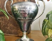 Antique 1916 July 4th Parade Trophy