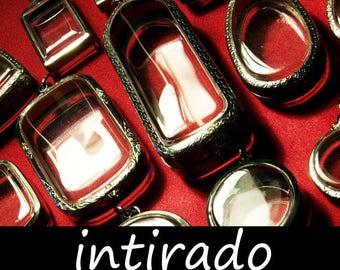 Japanese Moss Balls, Wholesale Locket Blanks, Reliquary, Vial Pendant, Shadow Box, Pocket Watch Case, Display Case, Marimo, BITCOIN