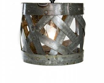LOFT V40 - Wrap Pendant - Wine Barrel Ring Pendant Light