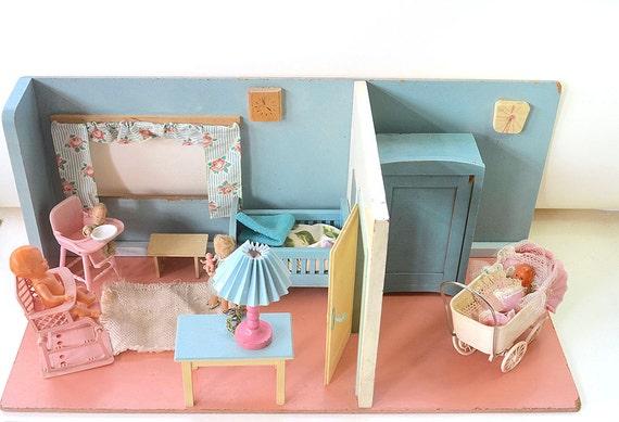 Bodo Hennig bodo hennig vintage antique original german doll house